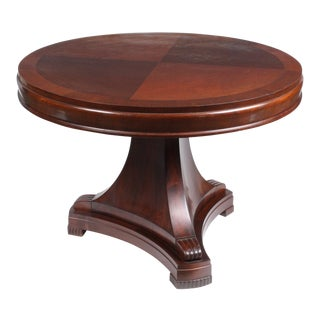 Swedish Art Deco Mahogany Table