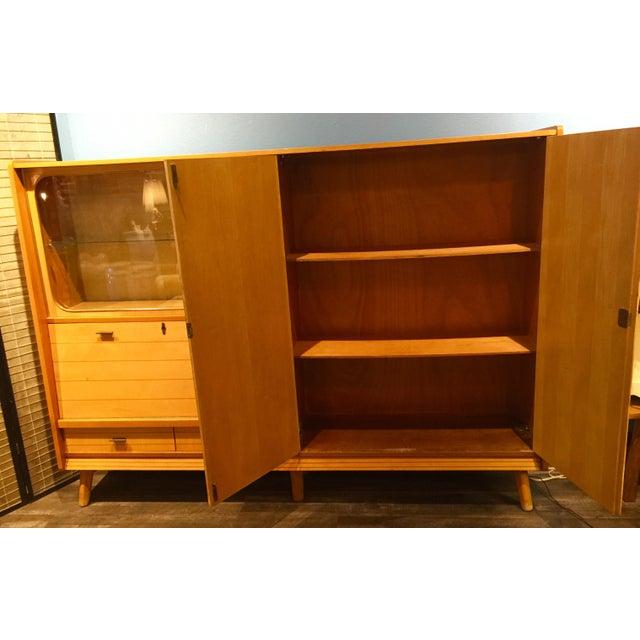 Image of Vintage 1950s Bar Storage Unit
