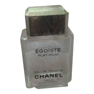 Vintage Chanel Factice Bottle