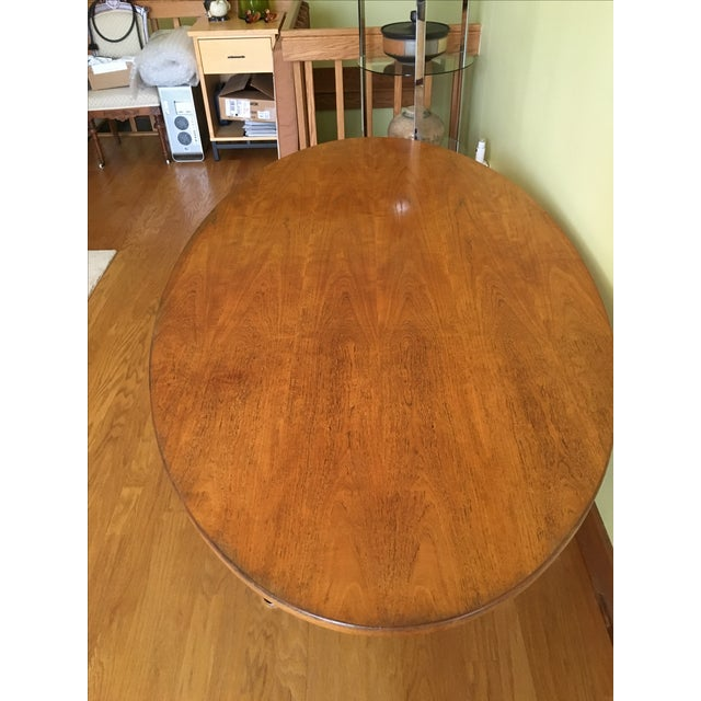 Image of Edward Wormley for Dunbar Dining Table