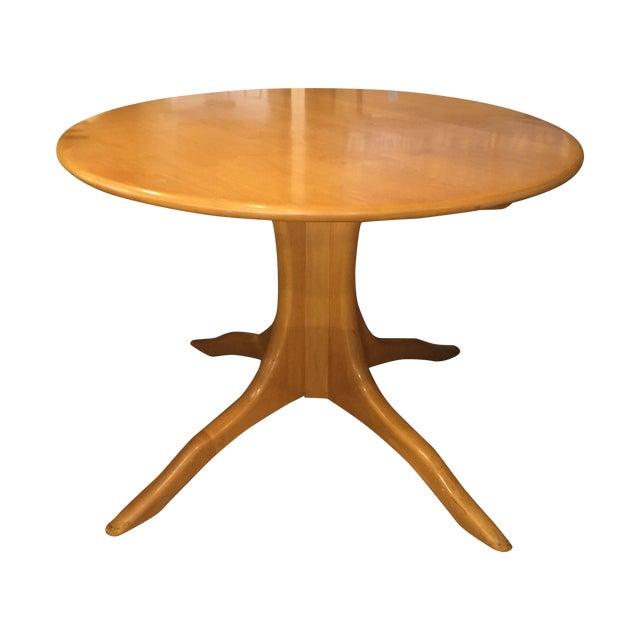 "Image of 42"" Heywood Wakefield Dining Table"