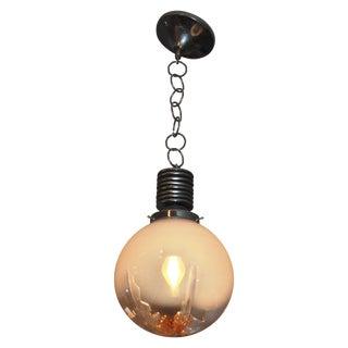 1960 Gaetano Sciolari Hanging Lamp