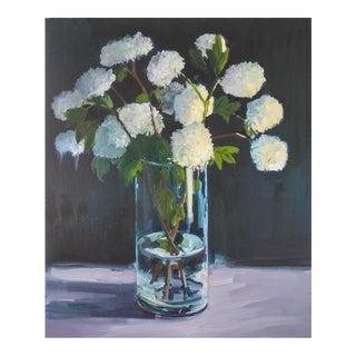 "Paula McCarty ""Hydrangeas"" Print"