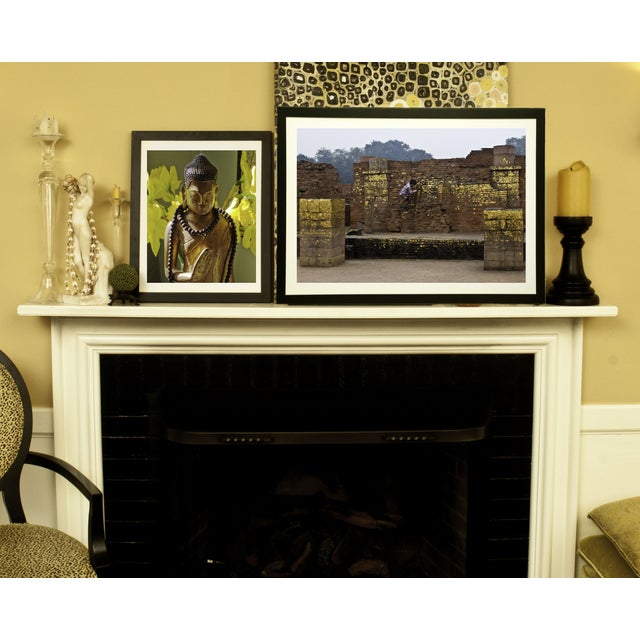 Image of Framed Original Photograph: Fearless
