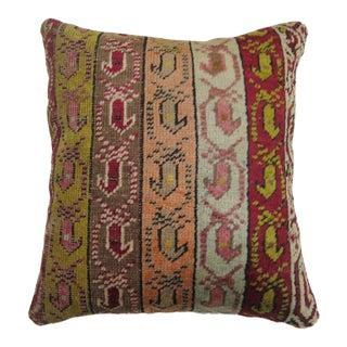 Turkish Ghiordes Pillow
