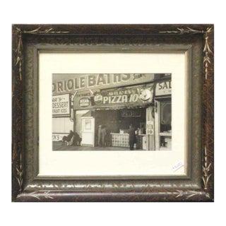Original Photo of Coney Island Pizza Stand