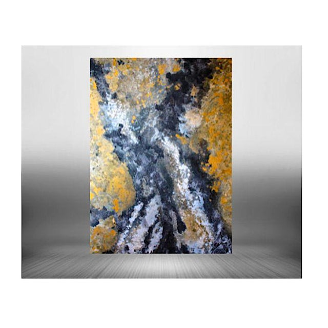 Abstract Painting by Bryan Boomershine - Image 2 of 4