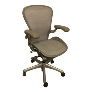 Herman Miller Aeron Glacier Chair