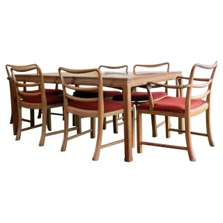Mid Century Dining Set by Edward Wormley - Dunbar