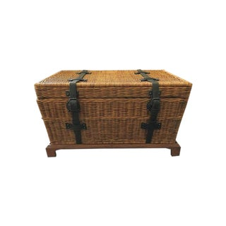 Ralph Lauren Home Hither Hills Studio Woven Cocktail Table