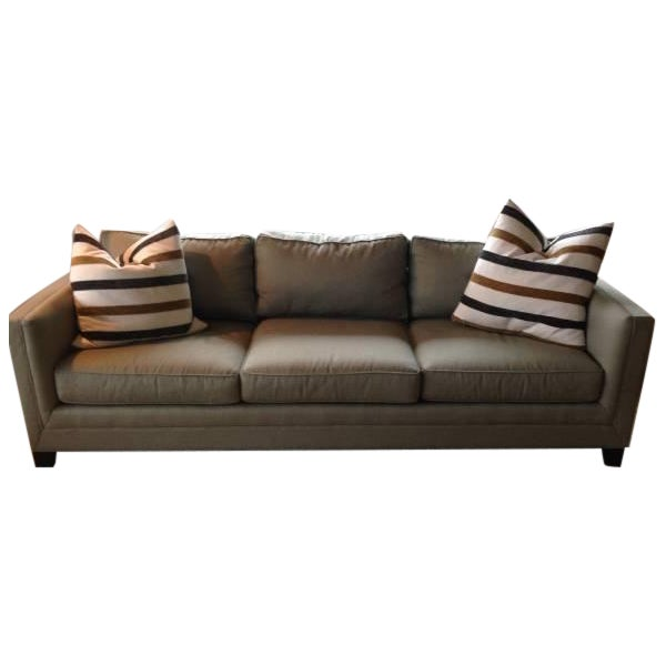 Mitchell Gold Bob Williams Sofa Chairish