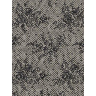 Gaultier Casino Lace Damask Fabric - 2 Yards