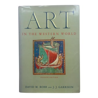 "Vintage ""Art In The Western World"" Art & Architecture Book"