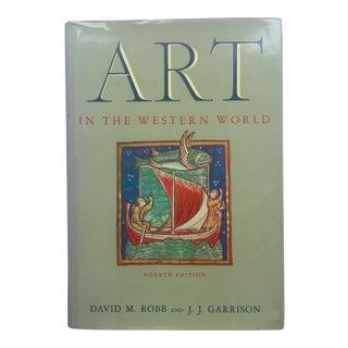 "Vintage ""Art In The Western World"" Art & Architecture Book"
