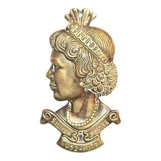 Queen Elizabeth Door Knocker