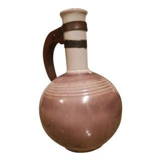 Stangl Dela Ware Purple Carafe