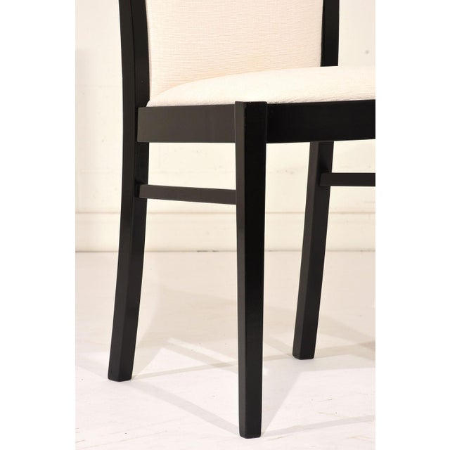 Set of Eight Regency-style Dining Chairs - Image 10 of 10
