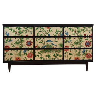 Bespoke Asian Print Dresser
