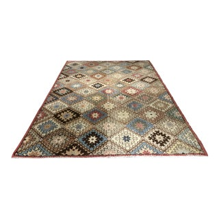 "Bellwether Rugs Vintage Turkish Zeki Muren Rug - 6'6""x10'"