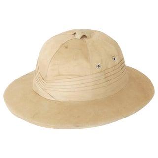 Vintage Safari Pith Helmet