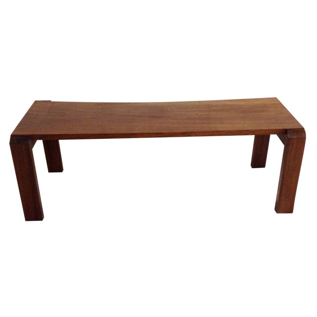 Mid-Century Coffee Table in Teak - Image 1 of 7