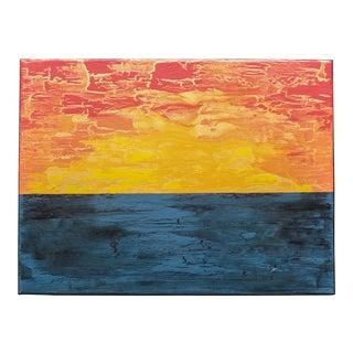 'Golden Sun Kiss' Painting