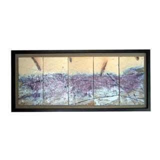 John Shedd 5-Panel Ceramic Wall Art