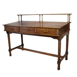Early 20th Century Monumental Standing Desk