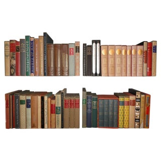 Heritage Press Vintage Books - Collection of 58