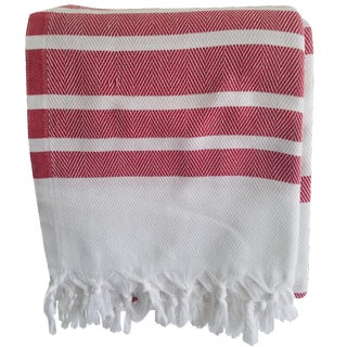Mare-Red Turkish Towel
