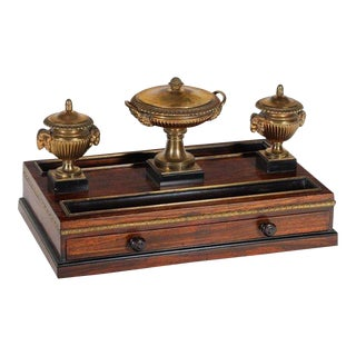 Regency Inkstand - Attributed to Vulliamy