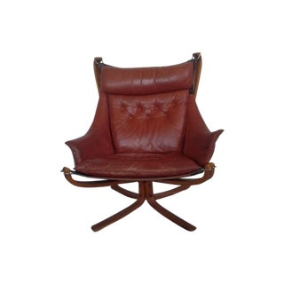 Sigurd Russell High Back Falcon Chair