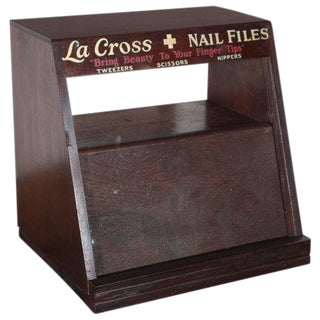 La Cross Display and Inventory Cabinet