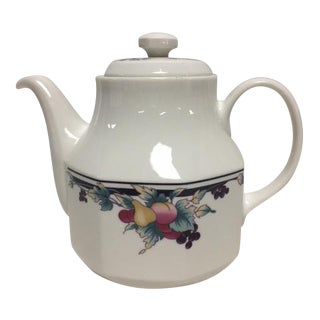 Royal Doulton Autumn's Glory Tea Pot