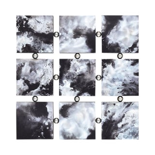 Floating Cloud 9-Print Wall Accent