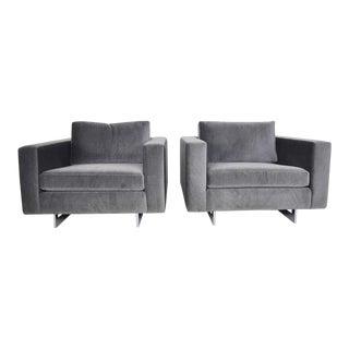Jens Risom Lounge Chairs