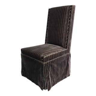RJones Gray Warwick Chair