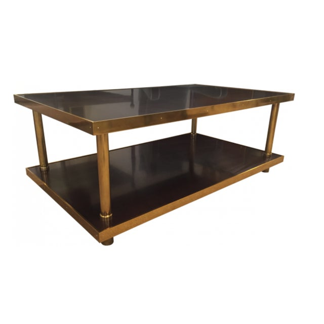 Hickory Chair Co Atwell Coffee Table Chairish