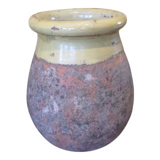 French Country Biot Ceramic Pot