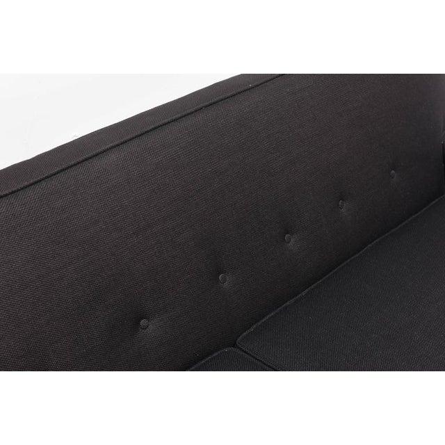 Original Selig Sofa in Wool and Teak, 1960s, USA - Image 3 of 3