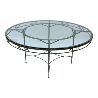Large Salterini Patio Table - Seats 8