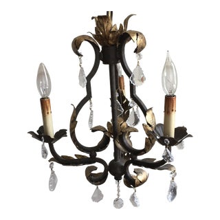 Currey & Company Tuscan Chandelier