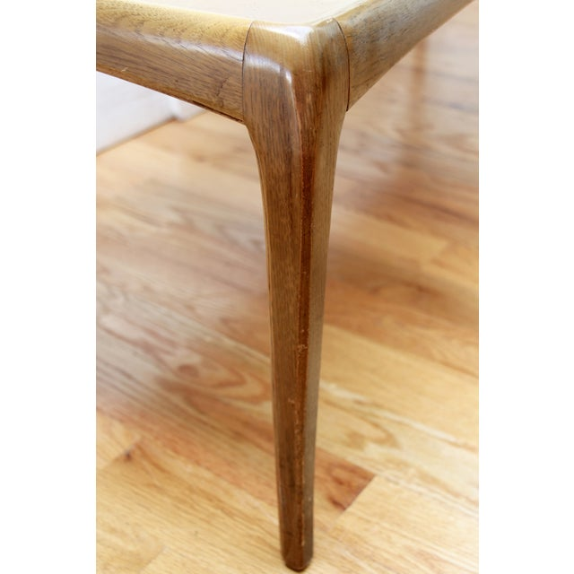 Mid-Century Thomasville Walnut Coffee Table - Image 7 of 9