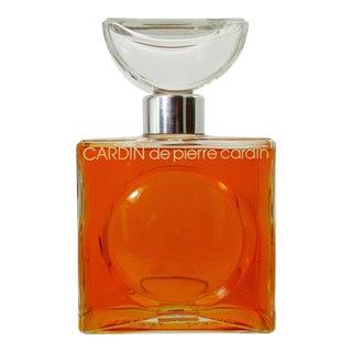 Store Display Pierre Cardin Purfume Bottle