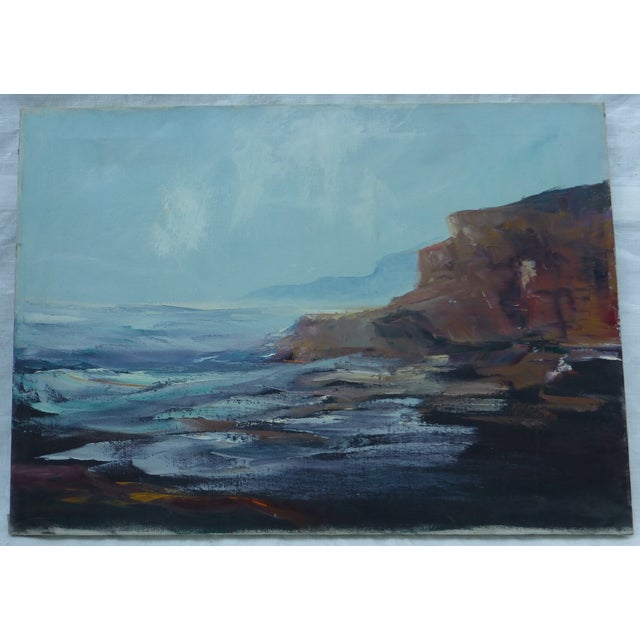 Image of H.L. Musgrave MCM Rockport Painting