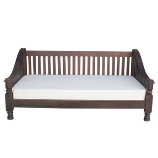 California Mission Style Mahogany Daybed