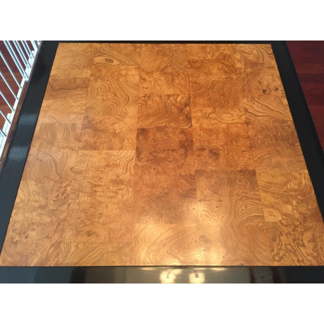 Ethan Allen Chinoiserie Coffee Table - Image 9 of 10