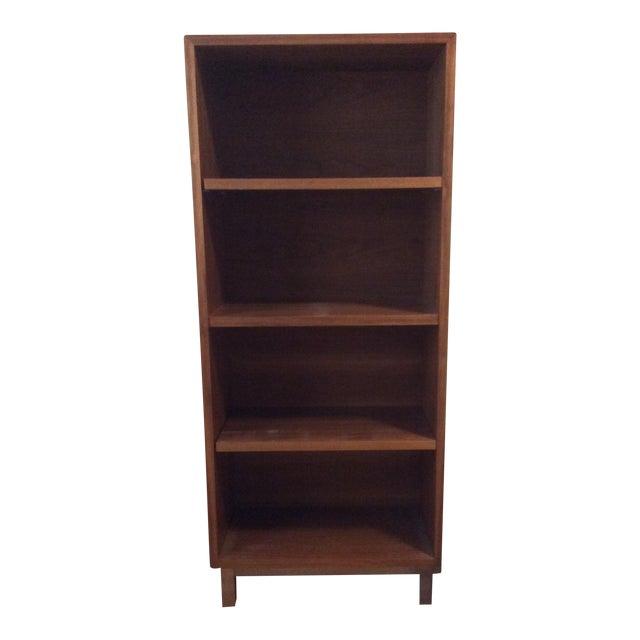 Room & Board Walnut Bookcase - Image 1 of 4