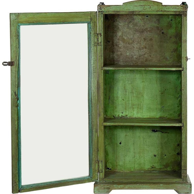Image of Biscayne Bay Showcase Wall Cabinet