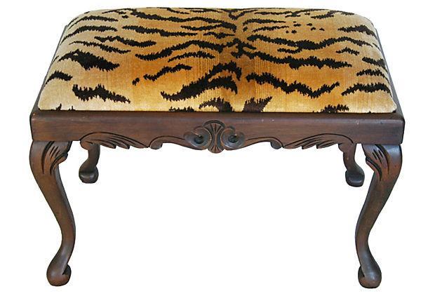 le tigre vintage